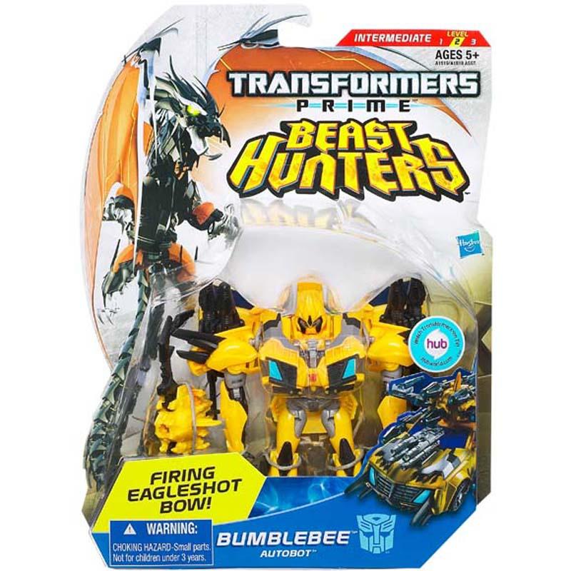 Do choi Transformer - Robot bien hinh Bumblebee Deluxe