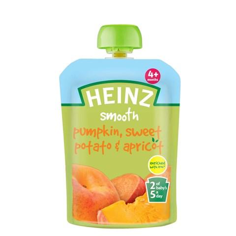 Chao tui Heinz bi do khoai lang 100g