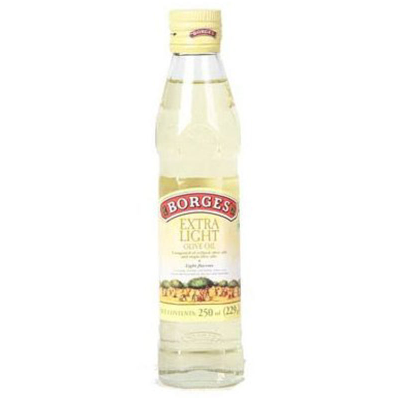 Dau Olive Borges Extra light nguyen chat 250ml