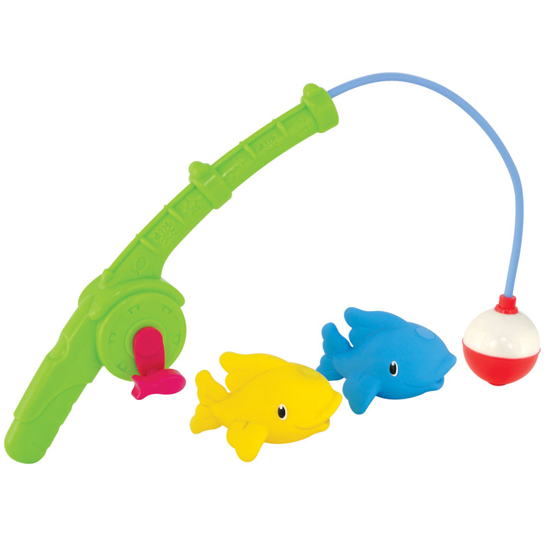 Do choi cau ca Munchkin 11081 Gone fishin bath toy