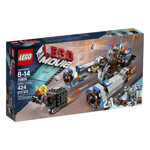 Do choi Lego 70806 - Phi thuyen Cavalry