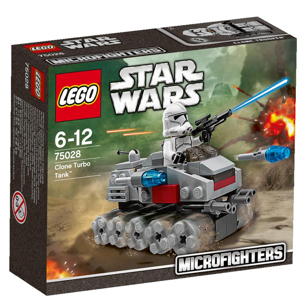 Do choi Lego 75028 - Xe tang cua doi quan vo tinh