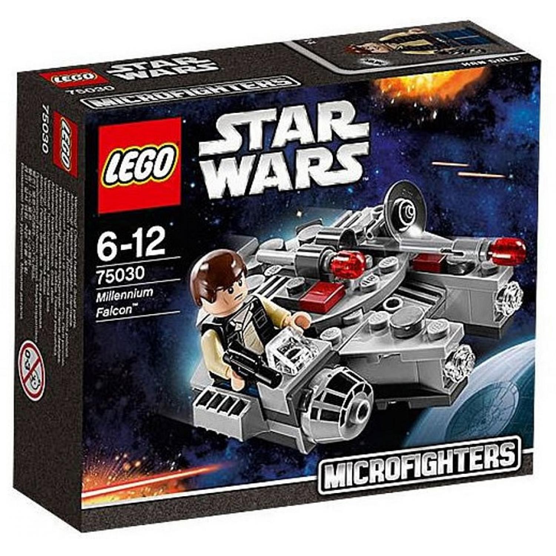 Do choi Lego 75030 - Phi thuyen Falcon