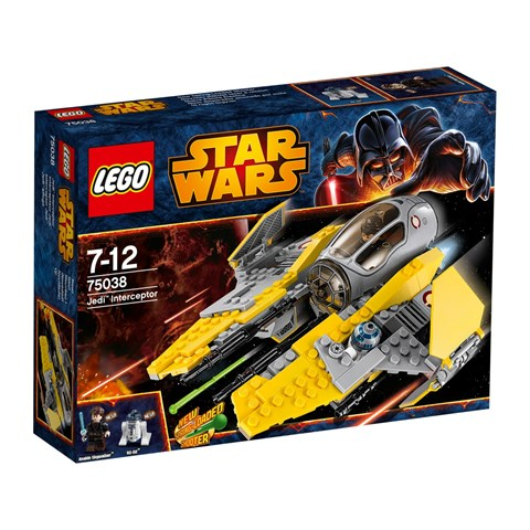Do choi Lego 75038 - Phi thuyen cua Jedi