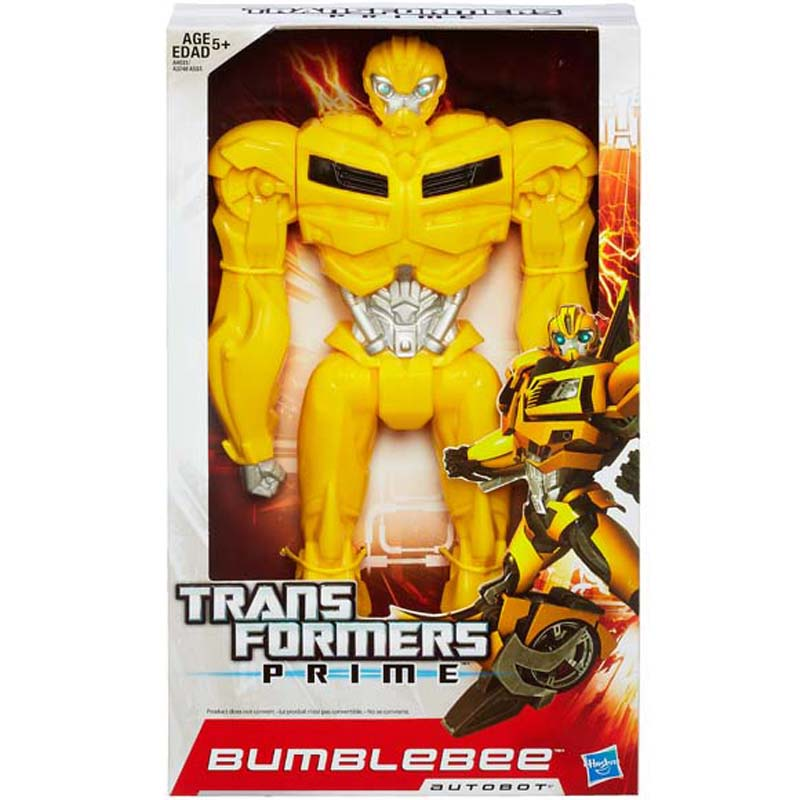 Do choi Transformer - Robot bien hinh Bumblebee Action Figure 30cm