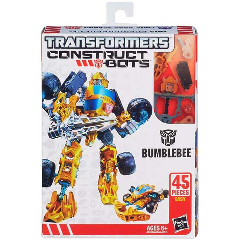 Do choi Transformer - Robot bien hinh Bumnlebee Scout