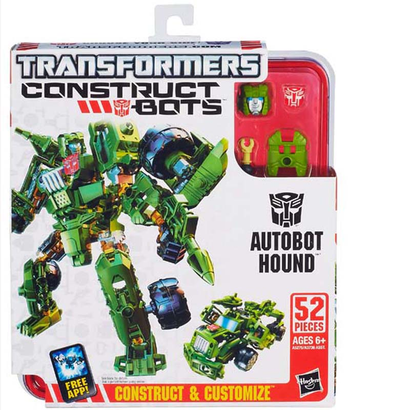 Do choi Transformer - Robot bien hinh Hound Elite