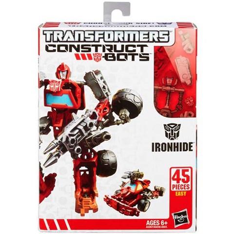Do choi Transformer - Robot bien hinh Ironhide Scout