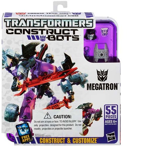 Do choi Transformer - Robot bien hinh Megatron Elite