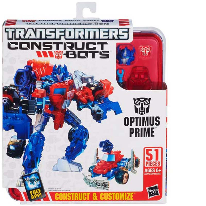 Do choi Transformer - Robot bien hinh Optimus Prime Elite