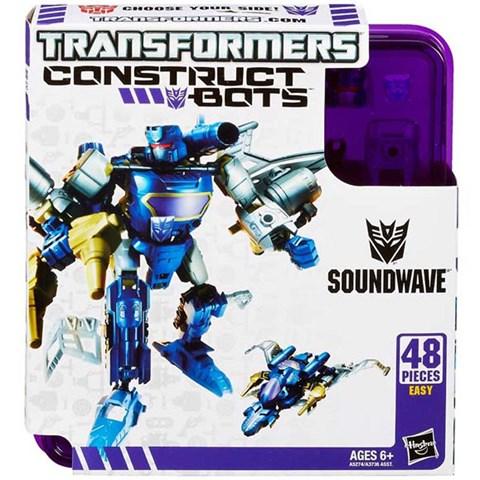 Do choi Transformer - Robot bien hinh Soundwave Elite