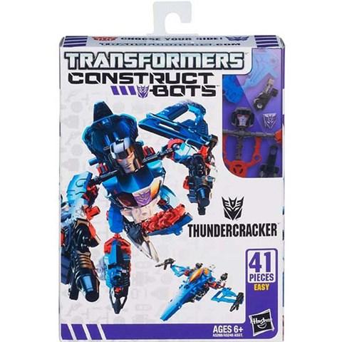 Do choi Transformer - Robot bien hinh Thundercracker Scout