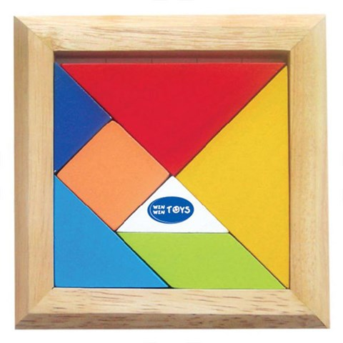 WinWinToys 60172 – Tangram don