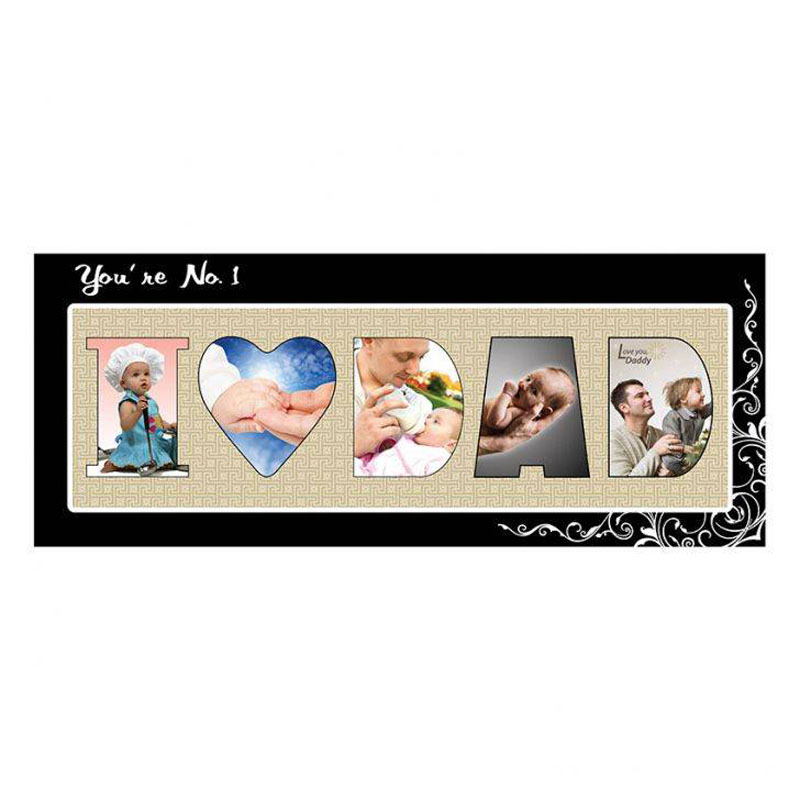 Winwintoys 61812 - Khung hinh I Love Dad