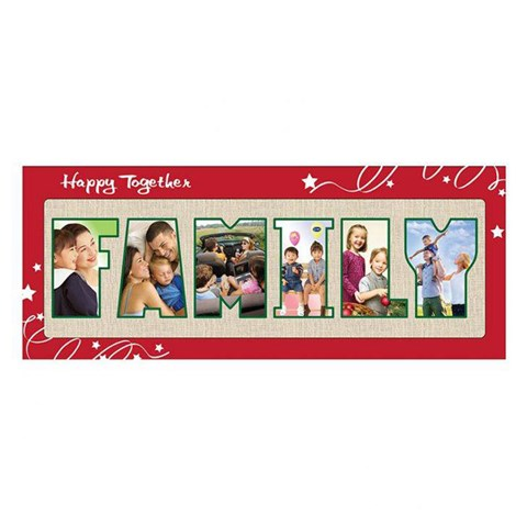 Winwintoys 65812 - Khung hinh Family