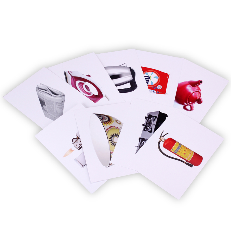 Flash Card do dung trong nha