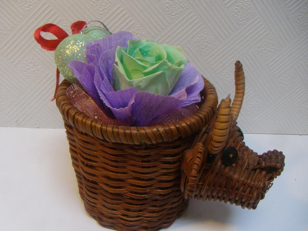Hoa bat tu - Hoa hong xanh luc gio tre