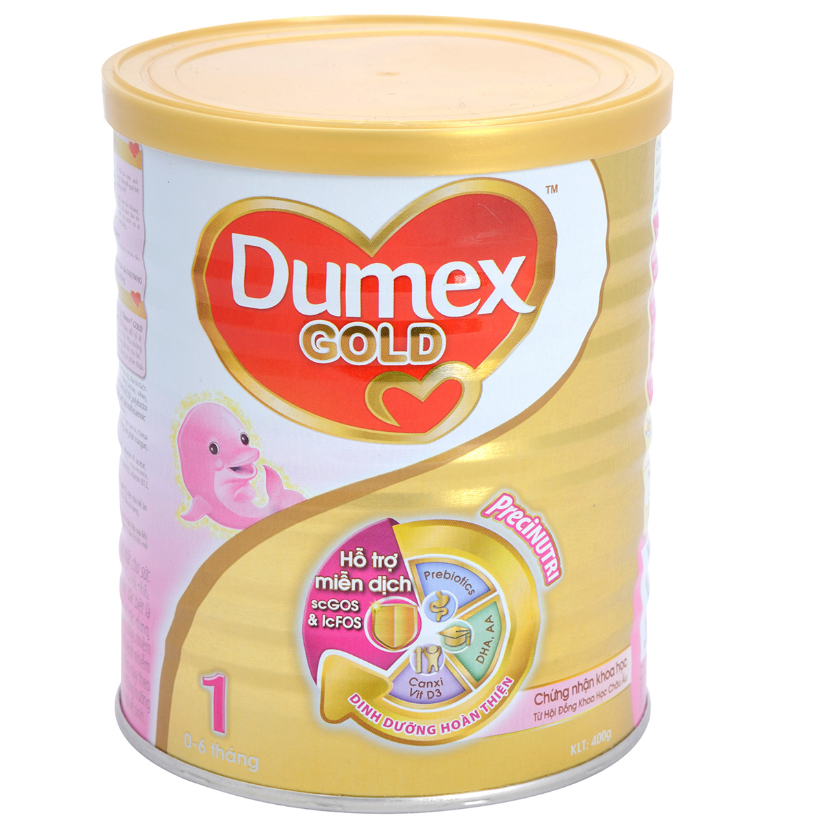 Sua bot Dumex Gold so 1 400g