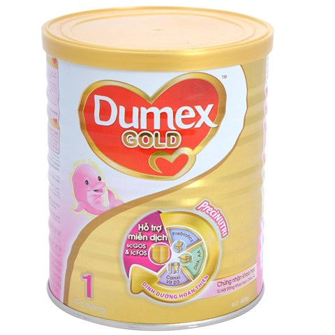 Sua bot Dumex Gold so 1 400g
