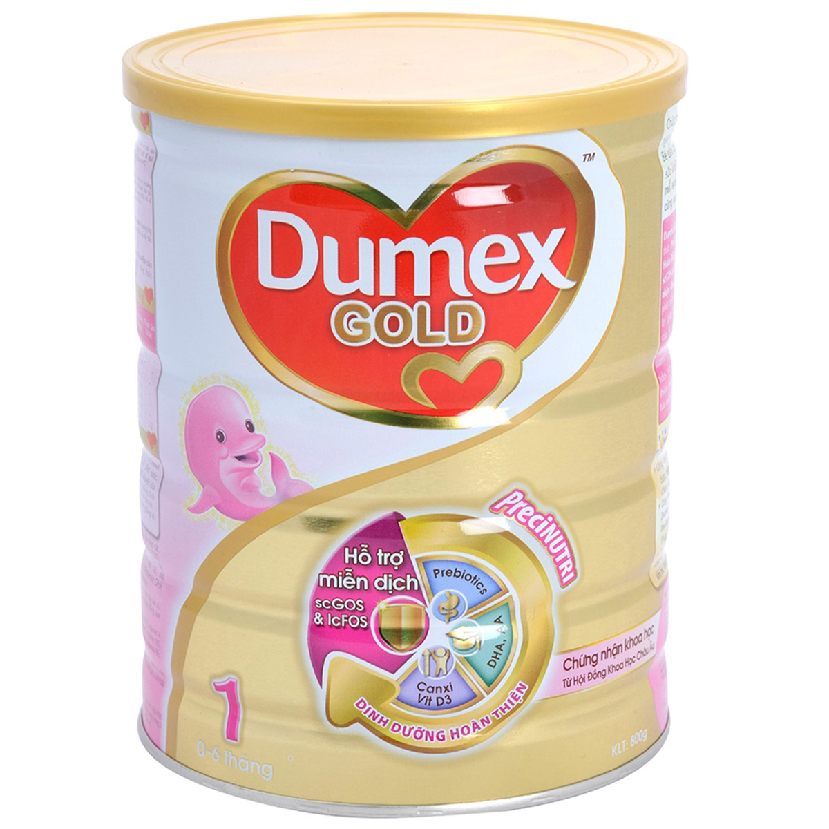 Sua bot Dumex Gold so 1 800g