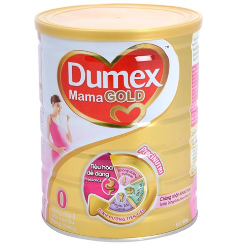 Sua Dumex Mama Gold 800g