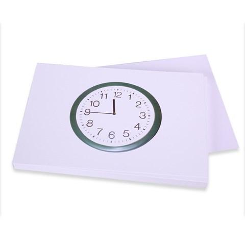 Flash Card chu de thoi gian
