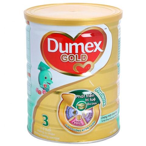 sua bot Dumex Gold so 3 400g