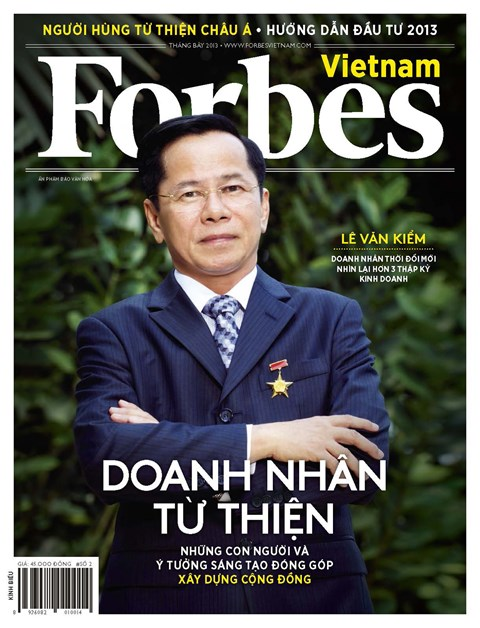 Forbes Viet Nam - So 2 (Thang 7/2013)
