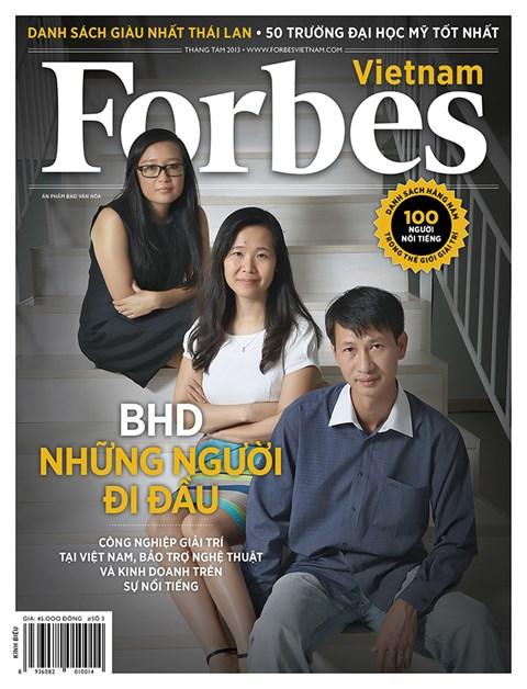 Tap chi Forbes Viet Nam - So 3 (Thang 8/2013)