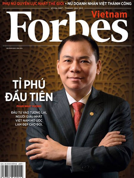 Tap chi Forbes Viet Nam - So 1 (Thang 6/2013)