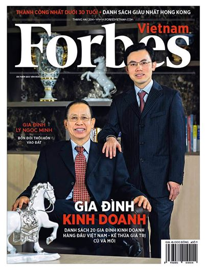 Forbes Viet Nam so 9