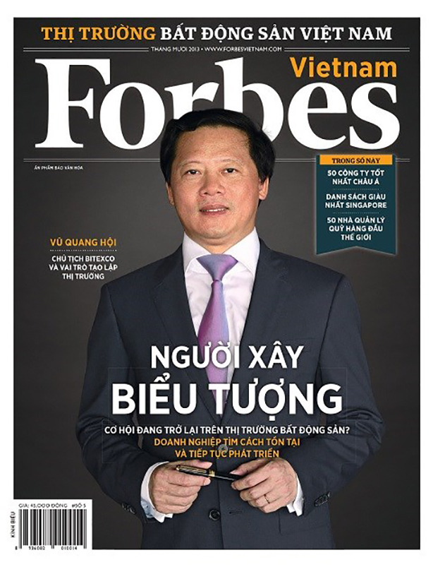 Tap chi Forbes Viet Nam - So 5 (Thang 10/2013)