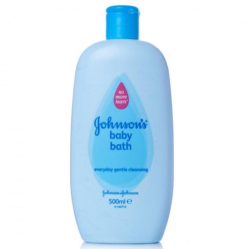 Sua tam Johnson baby chua sua 500ml