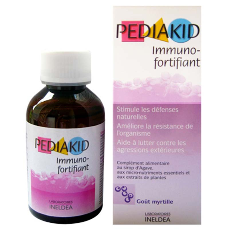 Vitamin Pediakid mien dich 125ml (Phap)