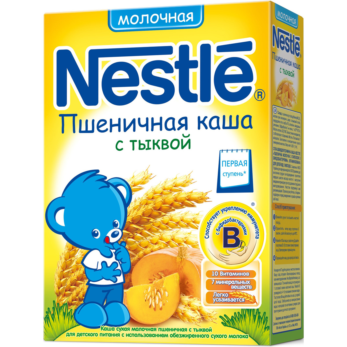Bot Nestle Nga bi do lua mi 6m+