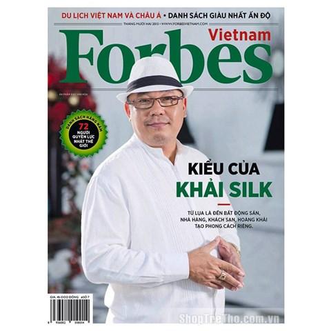Tap chi Forbes Viet Nam - So 7 (Thang 12/2013)