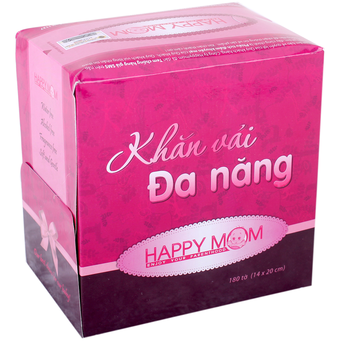 Khan vai da nang Happy Mom