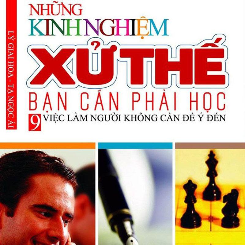 Nhung kinh nghiem xu the ban can phai hoc