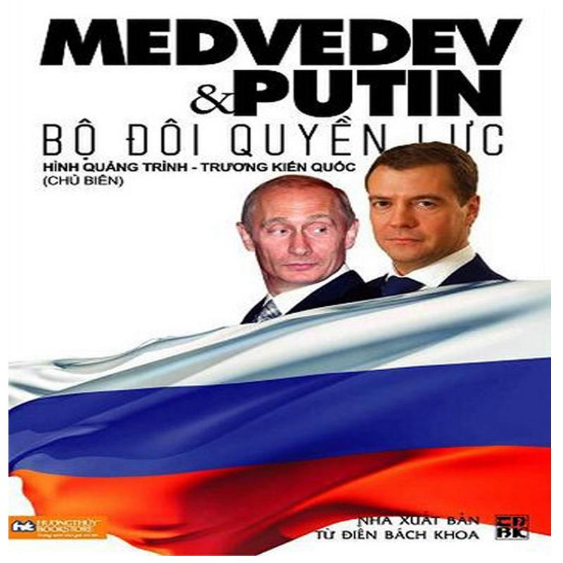 Medvedev va Putin bo doi quyen luc