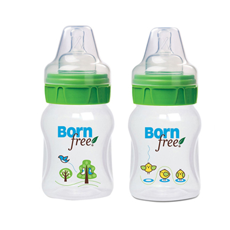 Bo 2 binh Born Free PP 160ml