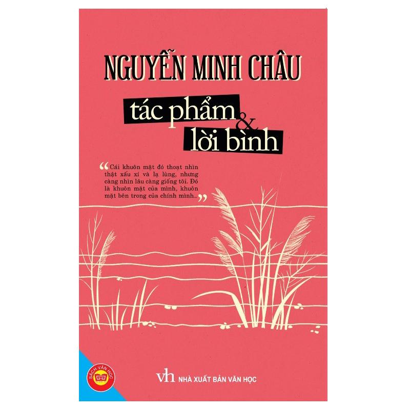 Nguyen Minh Chau - tac pham va loi binh