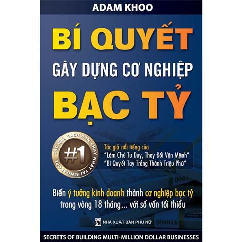 Bi Quyet Gay Dung Co Nghiep Bac Ty