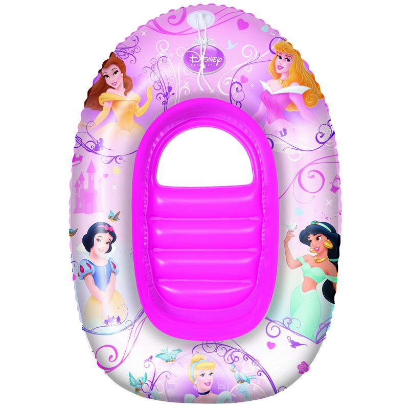 Phao boi hinh thuyen Disney princess