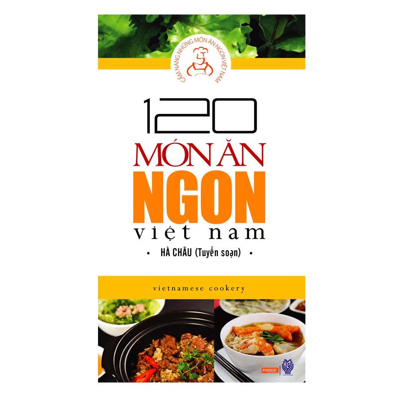 120 mon  an ngon Viet Nam