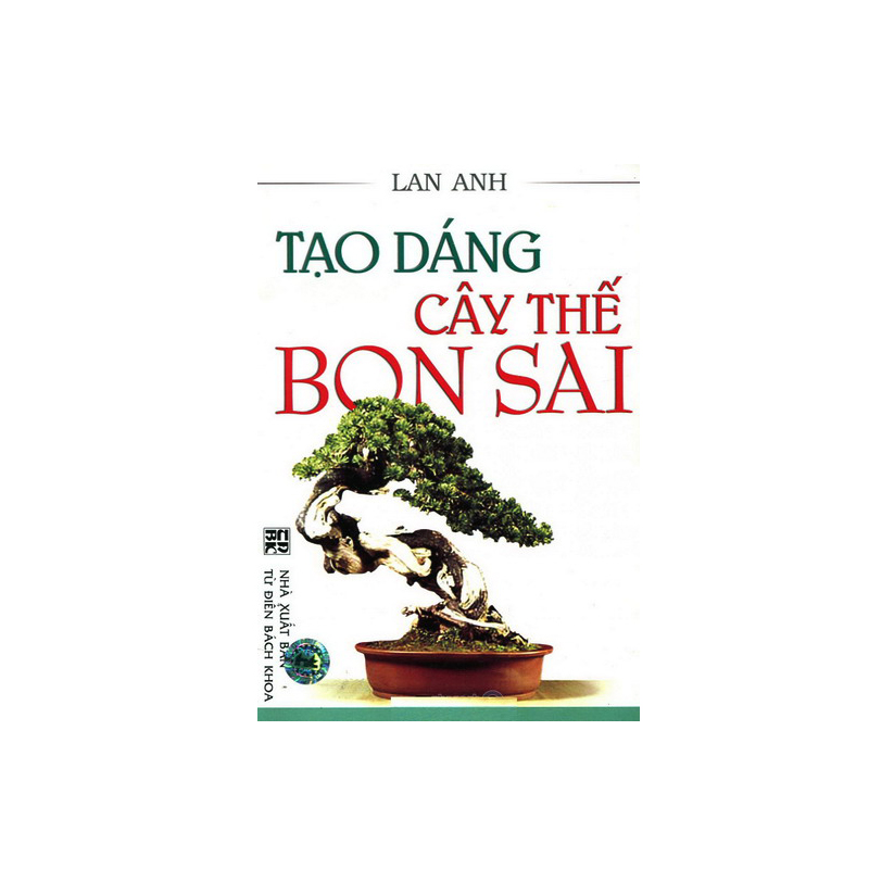 Tao dang cay the bonsai