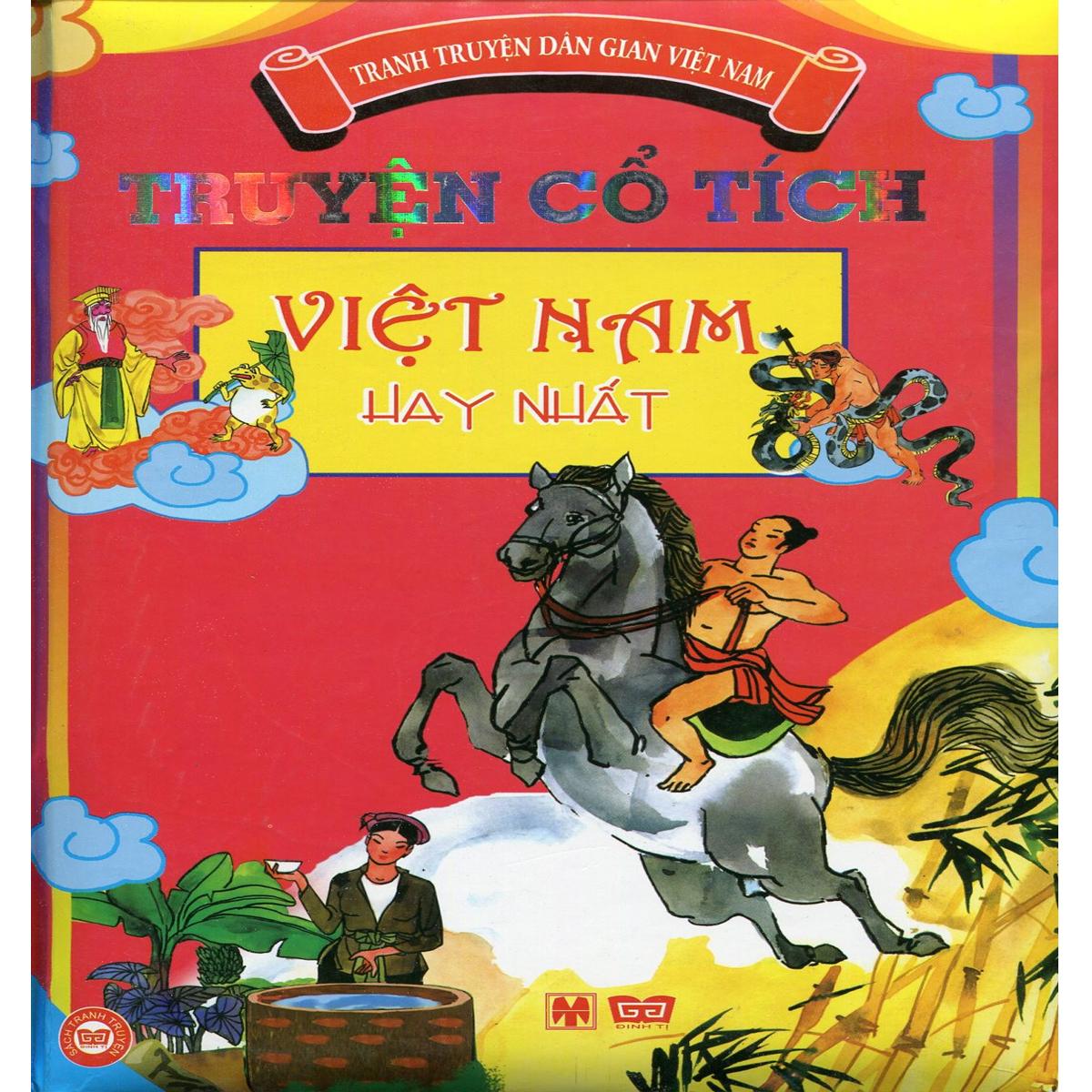 Truyen co tich Viet Nam hay nhat