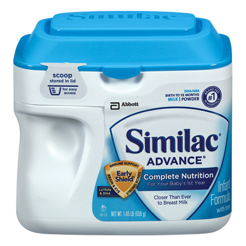 Sua Similac Advance - 658g