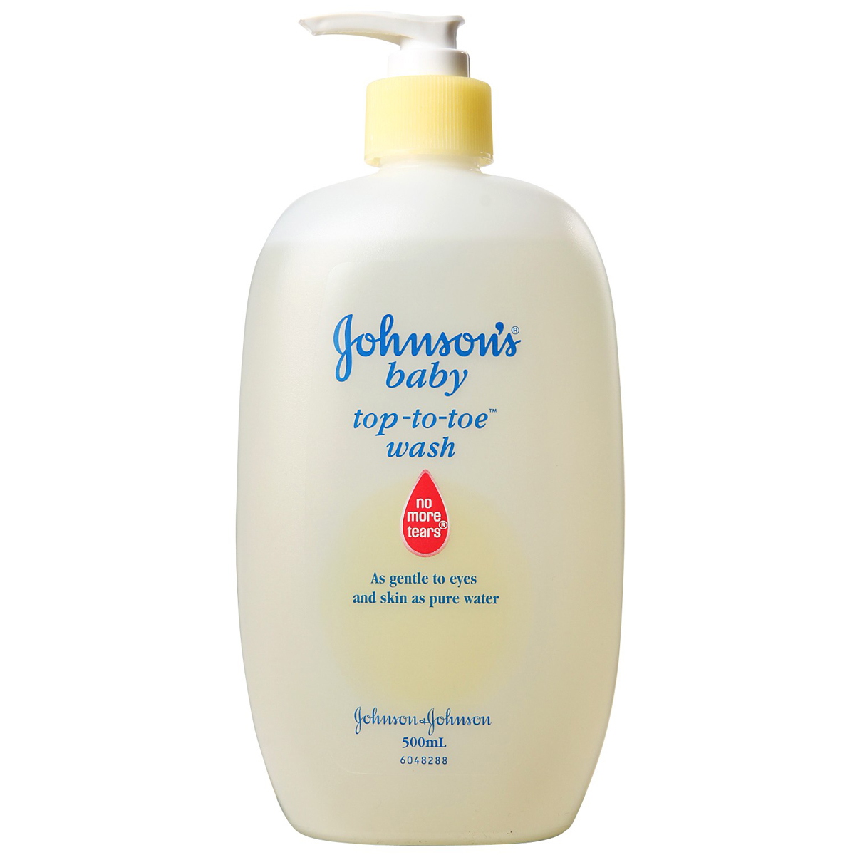 Tam goi Johnson's baby 500ml