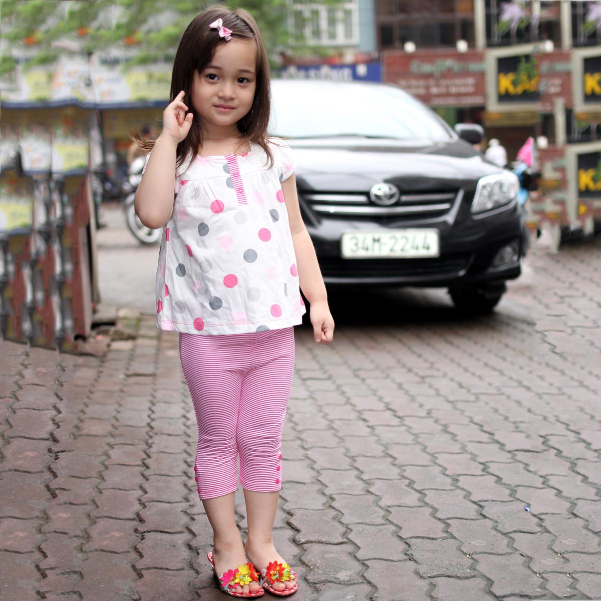 Bo coc tay cho be Moncaramel Thai Lan 102442
