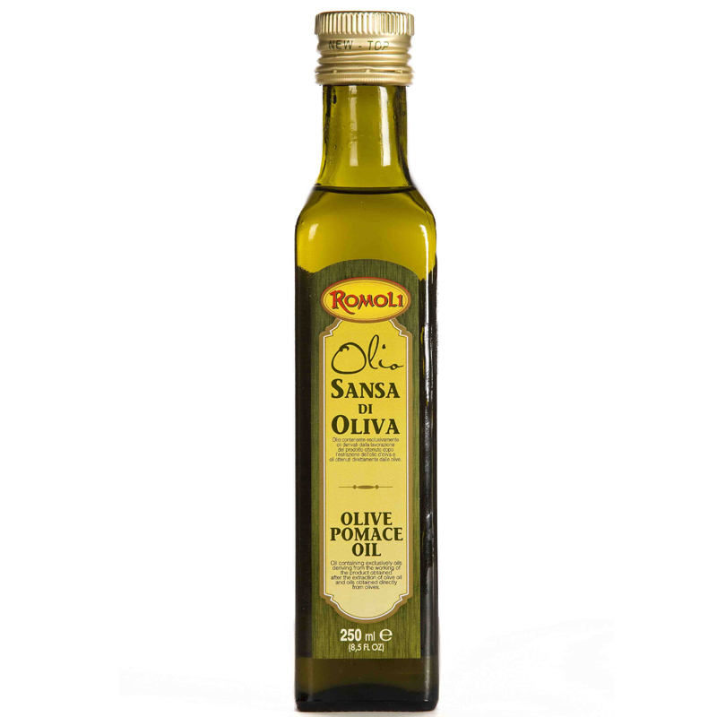 Dau Olive nguyen chat Romoli 250ml